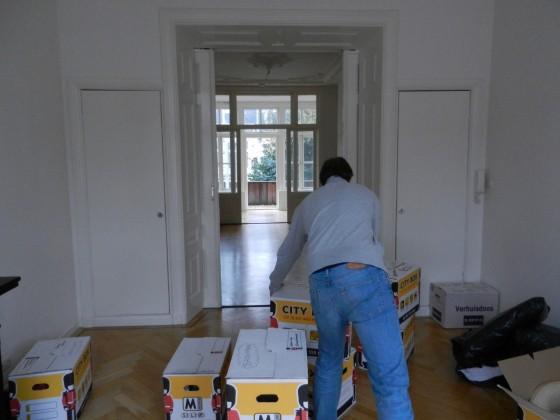 Mooi nieuw oud huis in Den Haag