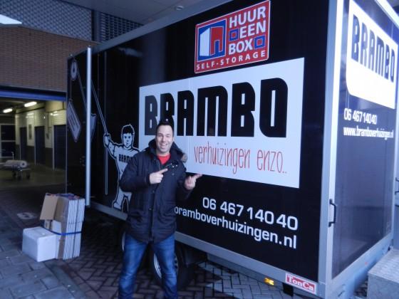 Barry vindt Brambo leuk